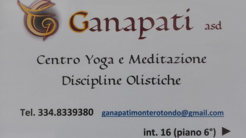targa Ganapati Monterotondo